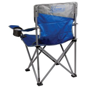 Coleman Big-N-Tall Quad Camping Chair-1