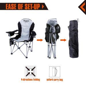 KingCamp Folding Camping Chair-4
