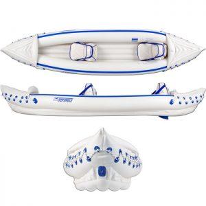Sea Eagle SE370 Inflatable Sport Kayak Pro Package-2