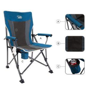Timber Ridge Camping Chair-1