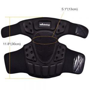 Webetop Motorcycle Elbow Pads-2