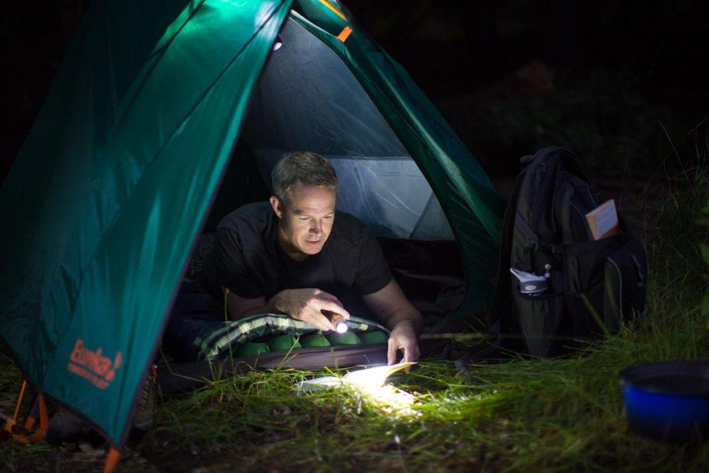 camping-flashlight