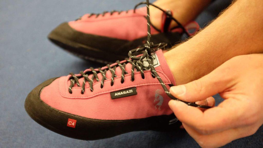 Climbing Shoe laces
