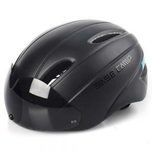BASE CAMP ZoomZoom Aero Road Bike Helmet