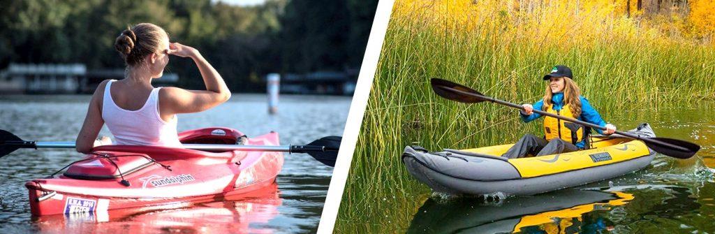 8 Fantastic Recreational Kayaks for Casual Paddling